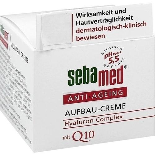 SEBAMED Anti-Ageing Aufbaucreme Q10 Tiegel 50 ml
