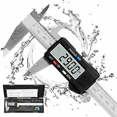Calibre Digital - Pie de Rey Profesional Acero Inoxidable - 150 mm