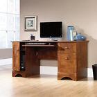 Sauder Maple Computer Desks with Drawers