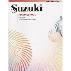 Suzuki Piano School - Piano Part - Volume 1