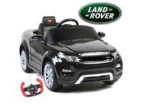Range Rover Evoque Licensed 12v Electric Ride On Battery