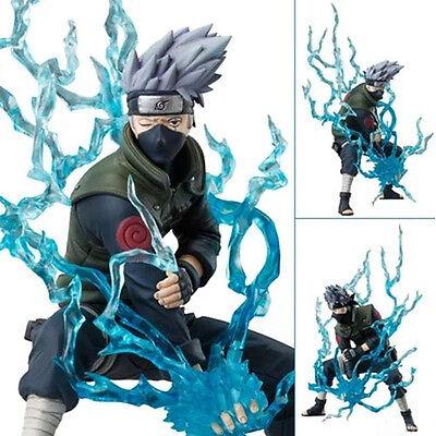 HOT Anime Naruto Kakashi 6'' Deluxe Collection Action Figure PVC Model Anime Toy