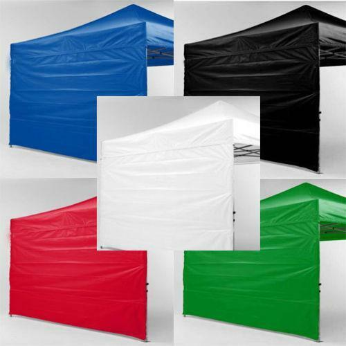 10x10 Canopy Side Walls Ebay