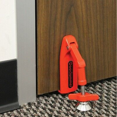 Door Jammer Portable Security Device Great For Home Or Hotel Easy To Travel With