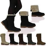 Womens Sheepskin Boots