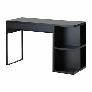 Ikea Black/Brown Desk Kitchener / Waterloo Kitchener Area image 1