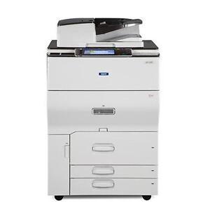 Ricoh MP C6502 6502 Color Photocopier Copier Printer Production Machine for Print Shop - BUY or RENT