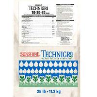 """10-30-20 Technigro® """"Plus"""" fertilizer"""