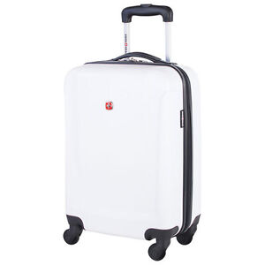 Swiss Gear Turbo II 2-Piece Hard Side 4-Wheeled Luggage Set