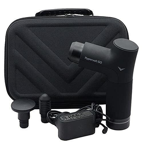 Carrying Case Compatible for Hypervolt Go Travel Storage Organizer Hard Shell Ba