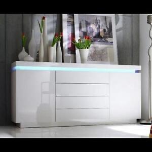 sideboard g nstig online kaufen bei ebay. Black Bedroom Furniture Sets. Home Design Ideas