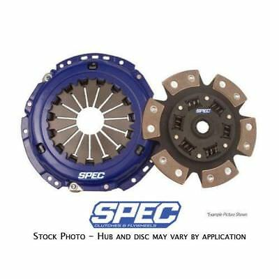 SPEC SF873 Stage 3 Clutch Kit - 760 ft/lbs. Torque, For 99-04 Ford Mustang 4.6L 04 Ford Mustang Spec