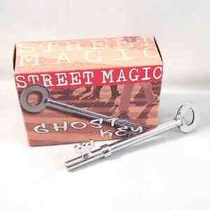 Magic Haunted Key - Spooky Halloween Street Closeup Trick