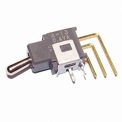 Sealed Submini. Spdt Toggle Switch On-off-on Vertical