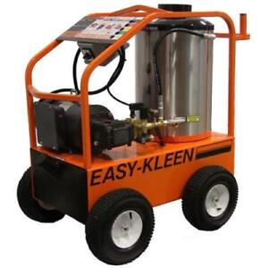 NEW EASY KLEEN ELECTRIC 220V 5 HP PRESSURE WASHER HOT WATER SPRAY