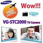 Samsung Smart TV Skype Camera