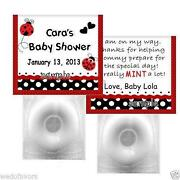 Ladybug Baby Shower