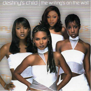 Destiny's Child The Writing's on the Wall CD