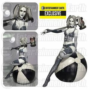 yamato Harley Quinn exclusive statues