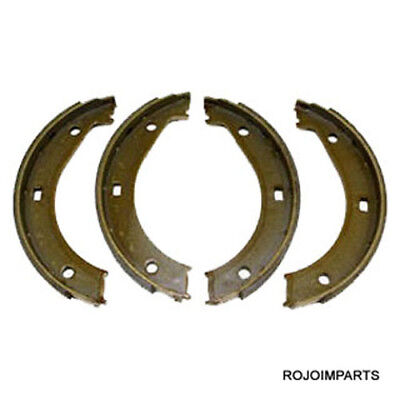 BMW Parking Brake Shoe SET E23 E24 E31 E34 E36 34416761294  NEW