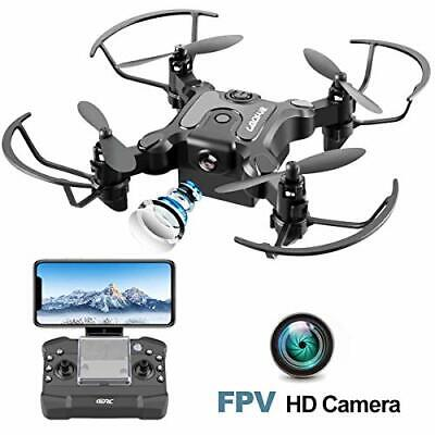 4DRC Mini Drone with Camera for Kids and Adults Beginners RC Foldable FPV Live