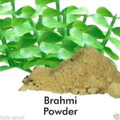 Brahmi Powder Bacopa Moniera , Organic Indian herb Memory Boaster FREE SHIP-50gm Brahmi Herb Powder