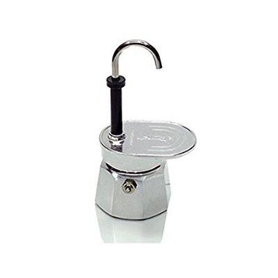 Caffettiera mini express Bialetti moka caffe caffe' espresso 1 tz 1281 - Rotex