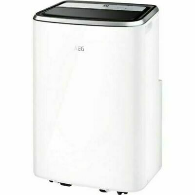 AEG AXP26U338CW ChillFlex Pro Portable Air Conditioner Unit 9k 64db White