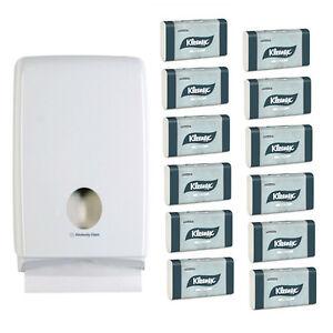 Kimberly Clark Kleenex® Compact Hand Towel Starter Pack (4440 70240)