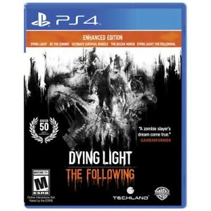 Dying Light The Following Enhanced Edition: