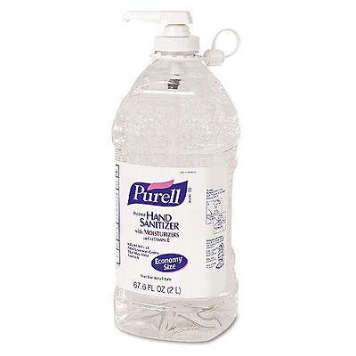 Purell Instant Hand Sanitizer - Pump - 2 Liters (67.6 oz)