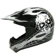 Skull Motocross Helmet