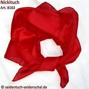Nickituch Rot