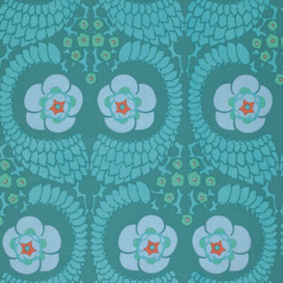 Amy Butler Violette French Twist Home Decorator Sateen Fabric in Ocean SAAB015](Decorations In French)