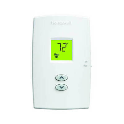 th1100dv1000 non programmable heat only vertical thermostat