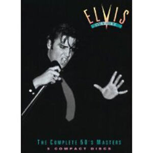 Presley-Elvis-The-King-Of-Rock-n-Roll-The-Complete-50s-Masters-NEW-5-x-CD