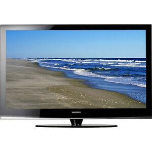 """50"""" Samsung Plazma TV"""