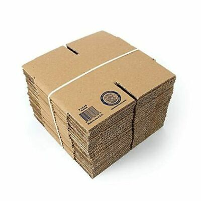 Shipping Boxes 5x5x5 Lightweight 32 Ect Corrugated Boxes Bundle Of 25