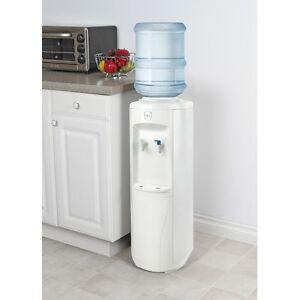 two water coolers out on curb