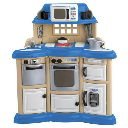 kids kitchen set ebay. Black Bedroom Furniture Sets. Home Design Ideas