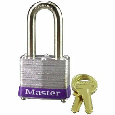 Master Lock 3dlh Laminated Padlock 2-inch Shackle 1-916-inch Wide