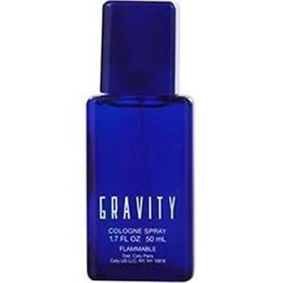 Gravity Cologne Spray 1 7 Ozs Coty With Cap Brand New