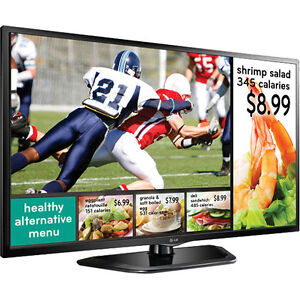 "LG 39LN549E 39"" EzSign Television or Commercial Display"
