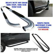 GMC Envoy Running Boards