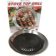 Stove Top Grill Pan
