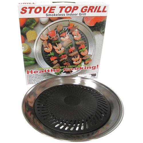 Stove Top Grill Pan Ebay