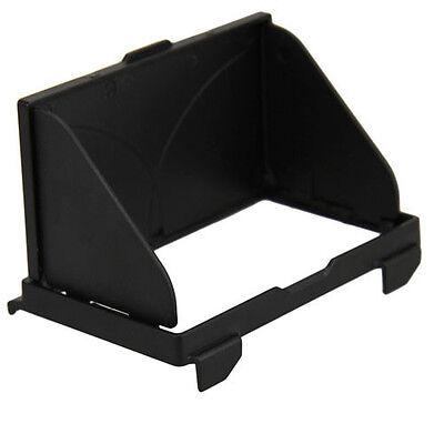 JJC LCD Hood LCH-NEX5R for for Sony NEX-5R and Sony NEX-5T cameras NEX5R NEX5T