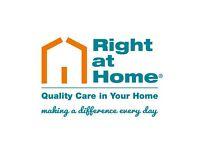 Homecarers/Companions: Pinner, Northwood, Bushey, Harrow