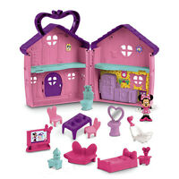 NEW: Fisher Price Mickey Mouse Clubhouse - Minnie's House