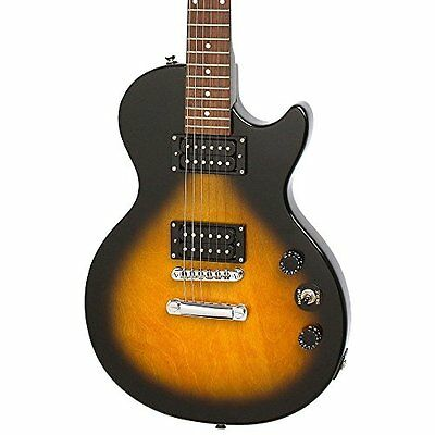 Epiphone Les Paul SPECIAL-II Electric Guitar, Vintage Sunburst